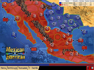 American History Lux - Historical Strategy Game Screenshot
