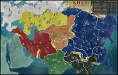 KHAN MONGOL EMPIRE